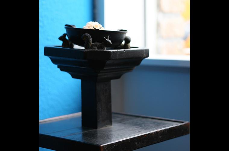 shanghai ART DECO ashtray stand / 上海アールデコ 灰皿スタンド 1