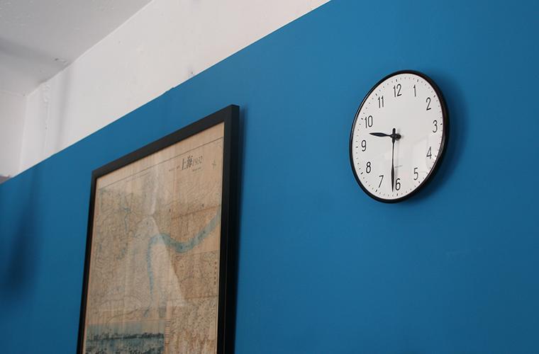 rosendahl wall clock station / 壁掛け時計 ステーション