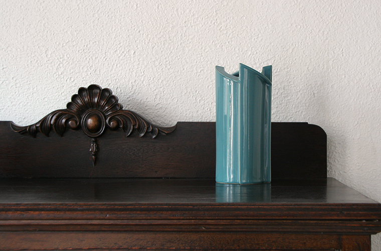 """rosenthal vase """"windrad"""" / フラワーベース """"windrad"""""""