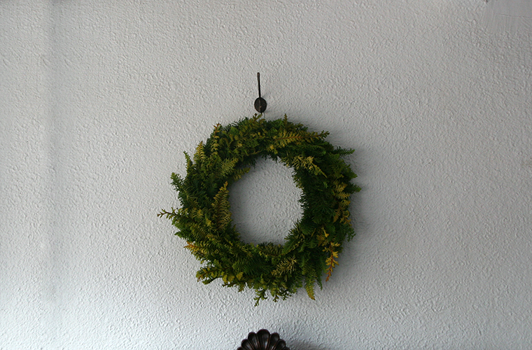 christmas wreath M size