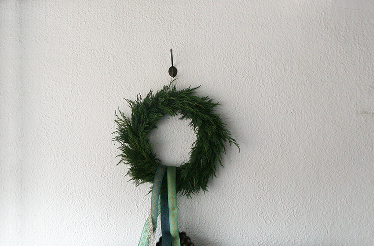christmas wreath S size
