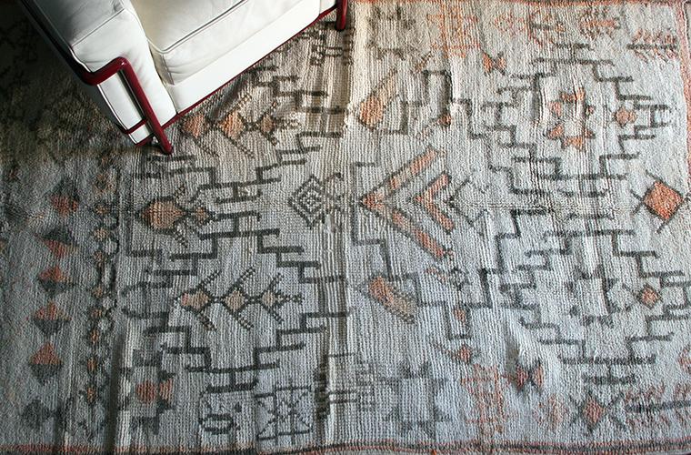 azilal rug morocco 173