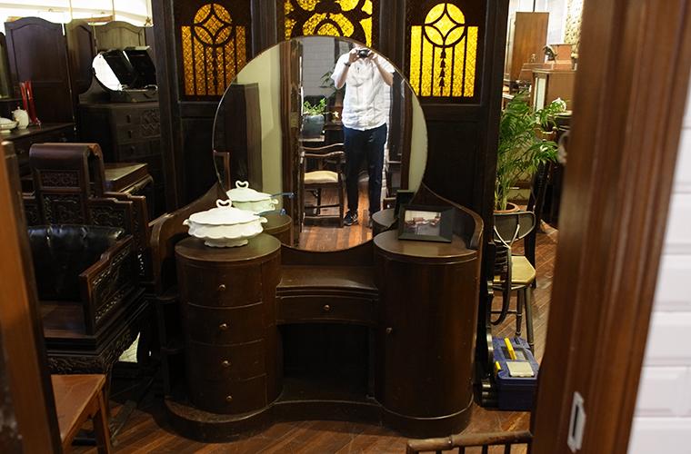 shanghai art deco dresser