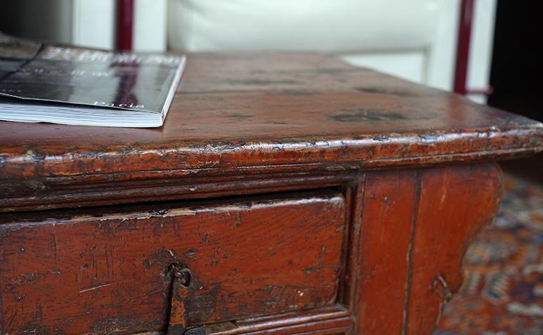 low table Qing Dynasty / 清時代後期のローテーブル