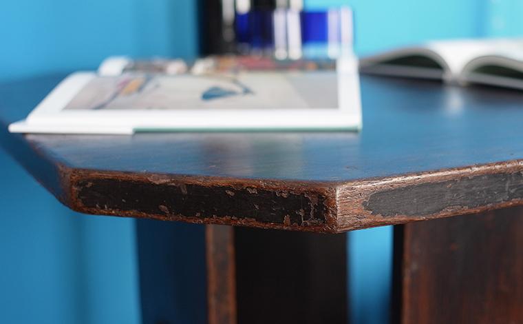 上海アールデコ-八角テーブル