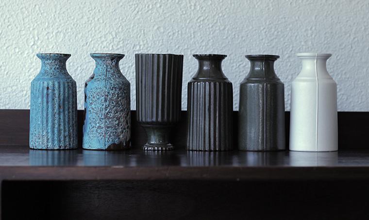 飛松陶器 vase bottle