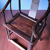 circle back chair