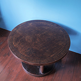 round coffee table - 茶机 丸