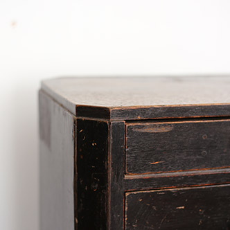 4 drawers small chest - 4段引出収納